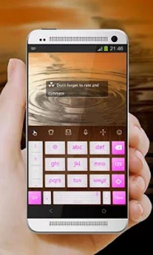 粉红色的笔记本电脑截图1