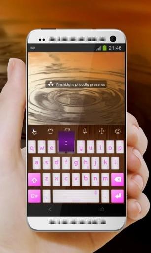 粉红色的笔记本电脑截图5