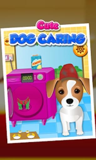 可爱的小狗关怀 - 儿童游戏截图3