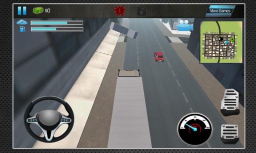 卡车模拟器3D2014年截图3