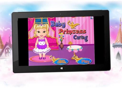 宝贝公主游戏关怀截图4
