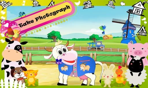 农场动物医生游戏