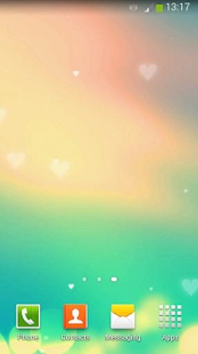 关于爱情动态壁纸