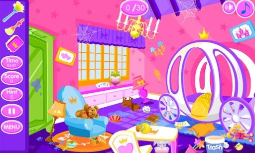 公主房间打扫截图2