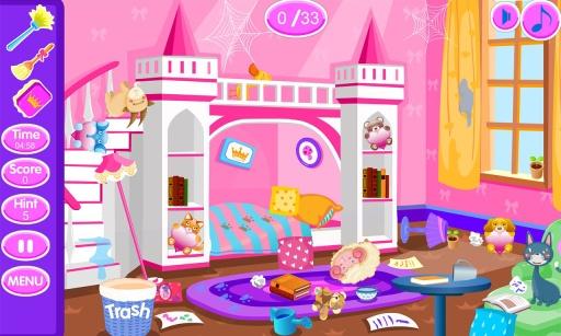 公主房间打扫截图3