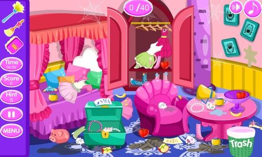 公主房间打扫截图5