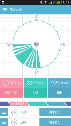恋爱时光截图0