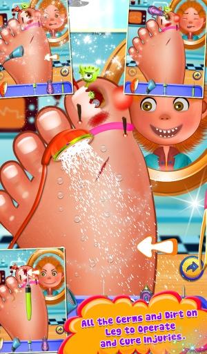 指甲医生2 - 儿童游戏截图3