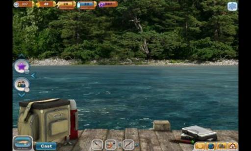 钓鱼天堂3D截图4