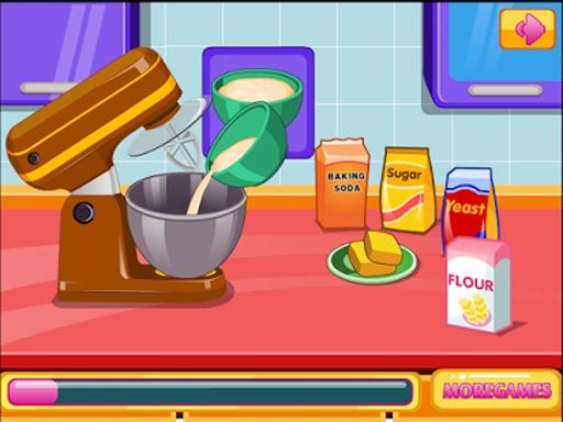 让甜甜圈女生游戏截图2