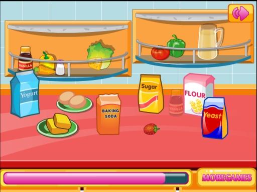 让甜甜圈女生游戏截图3