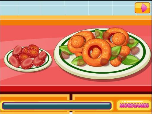 让甜甜圈女生游戏截图5
