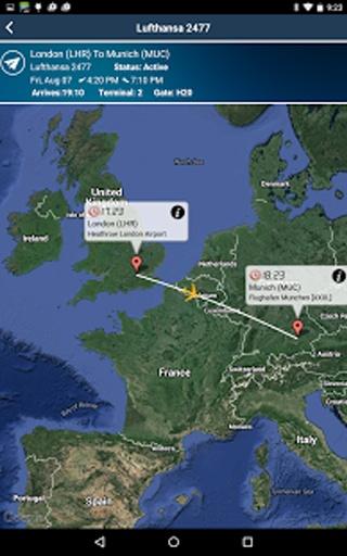 慕尼黑机场截图1