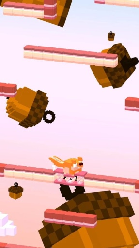 萌兔跳跃截图3