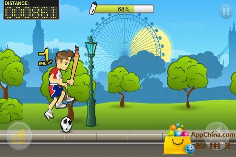 玩動作App|伦敦火炬手免費|APP試玩