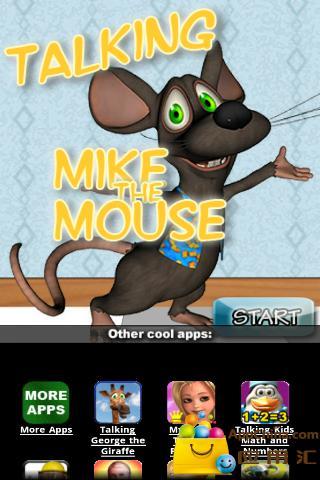 会说话的老鼠截图1
