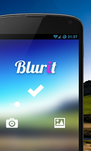 Blur It - Custom Wallpapers截图2