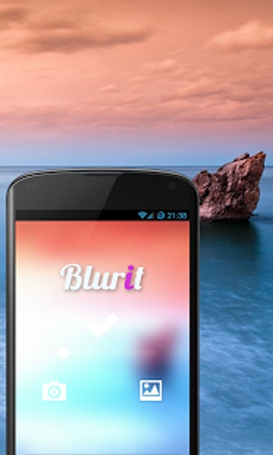 Blur It - Custom Wallpapers截图3