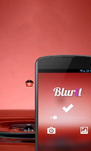 Blur It - Custom Wallpapers截图4
