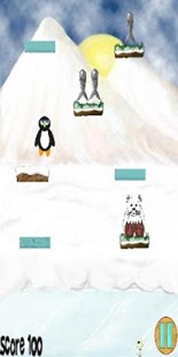 超级企鹅跳跃