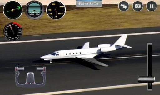 飞机模拟截图2