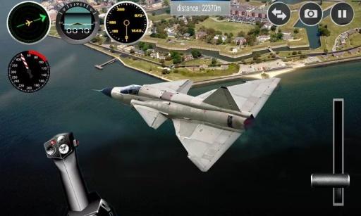 飞机模拟截图4