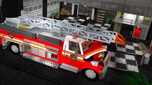 Fix My Truck: Fire Engine LITE截图0