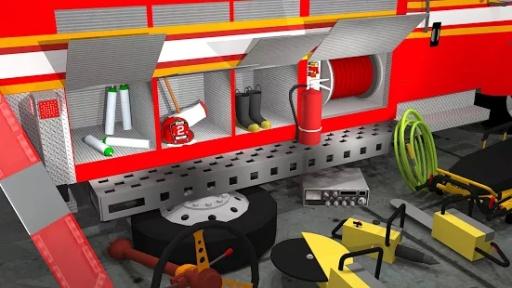Fix My Truck: Fire Engine LITE截图1