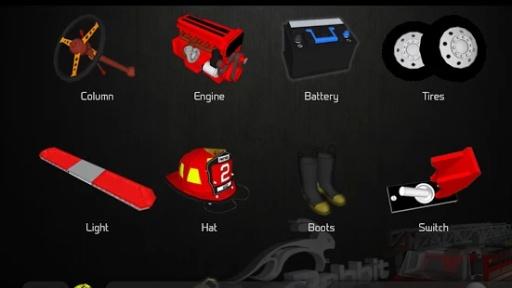 Fix My Truck: Fire Engine LITE截图3