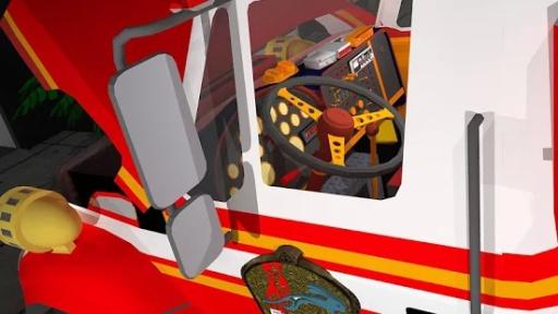 Fix My Truck: Fire Engine LITE截图5