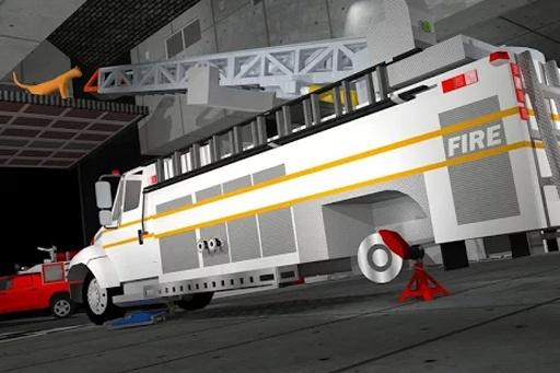 Fix My Truck: Fire Engine LITE截图7