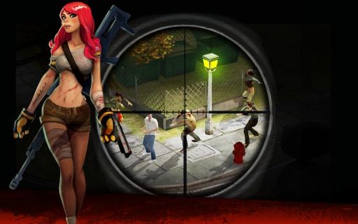 僵尸猎人:死亡之战截图0