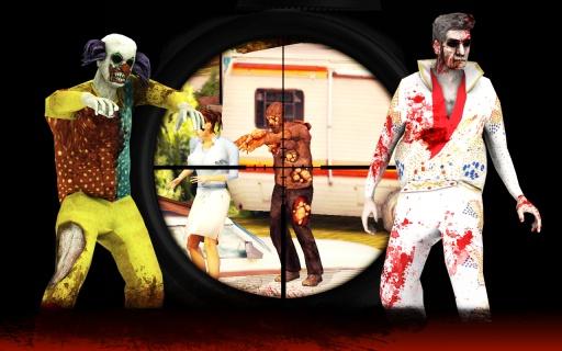 僵尸猎人:死亡之战截图2
