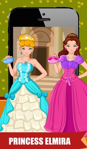 华丽的公主换装截图3