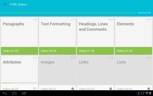 Learn HTML截图1