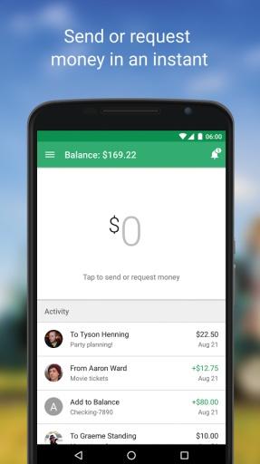 Google Wallet截图1