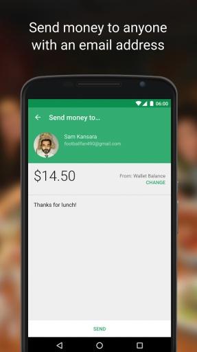 Google Wallet截图3