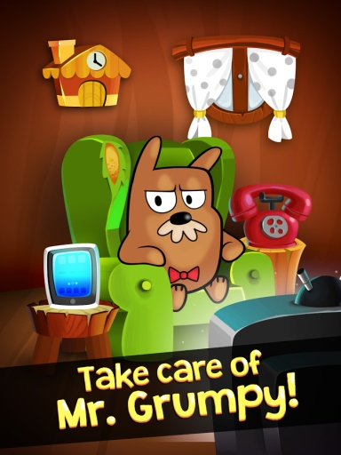 My Grumpy - Virtual Pet Game截图3