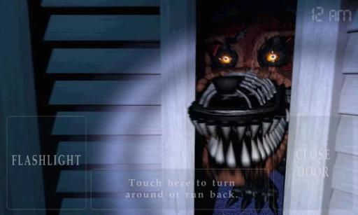 Five Nights at Freddy's 4 Demo截图2