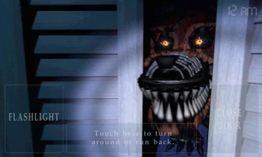Five Nights at Freddy's 4 Demo截图4