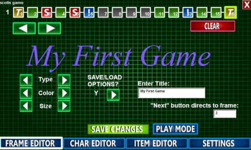 8-Bit RPG Creator截图2