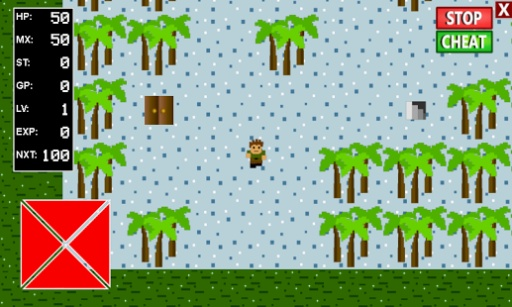 8-Bit RPG Creator截图3