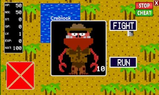 8-Bit RPG Creator截图4