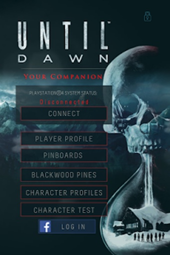Until Dawn™:截图0