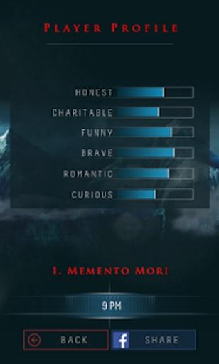 Until Dawn™:截图3