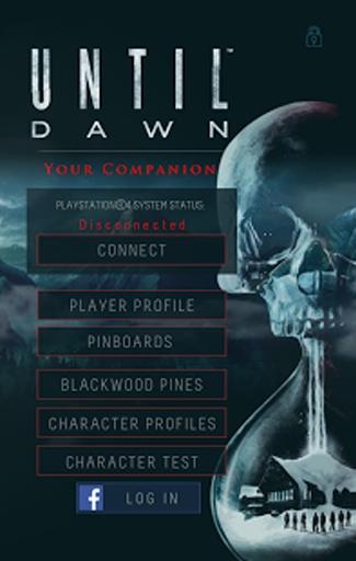 Until Dawn™:截图4