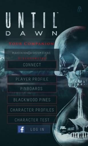 Until Dawn™:截图5