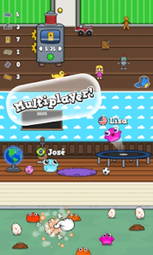 Meep - Virtual Pet Game截图0