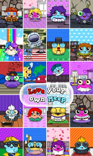 Meep - Virtual Pet Game截图1