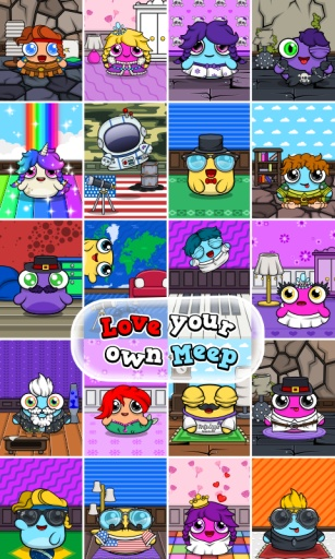 Meep - Virtual Pet Game截图2